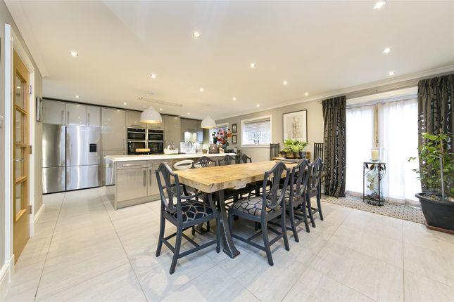 Thumbnail Detached house for sale in Hamilton Close, Teddington