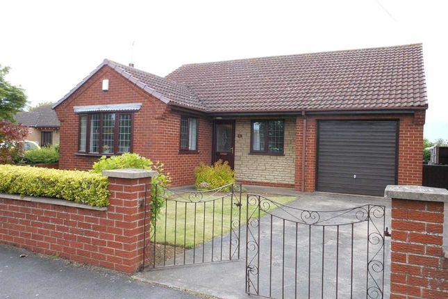 Thumbnail Detached bungalow to rent in Newport Drive, Winterton, Scunthorpe