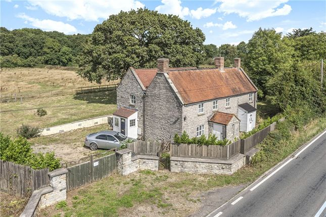 Thumbnail 4 bed detached house for sale in Lot A Four Foot Cottage, Four Foot, Hornblotton, Shepton Mallet, Somerset