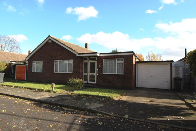 Thumbnail Detached bungalow for sale in Orchardmede, London