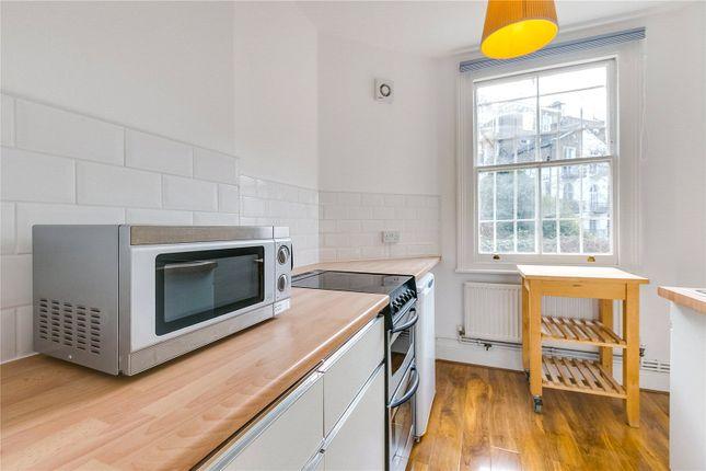 Kitchen of Chepstow Villas, London W11