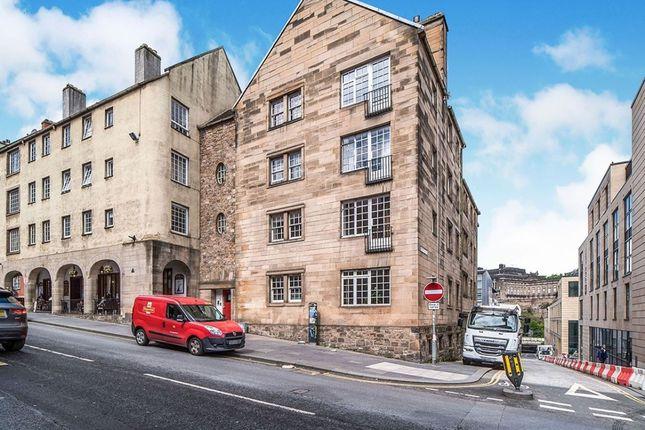 Thumbnail Flat for sale in Canongate, Edinburgh