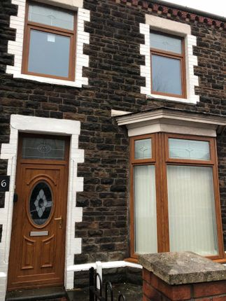 Thumbnail Terraced house to rent in Ynys Street, Port Talbot