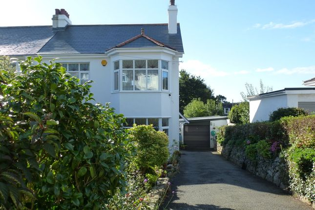 Thumbnail Semi-detached house for sale in Clements Road, Penzance