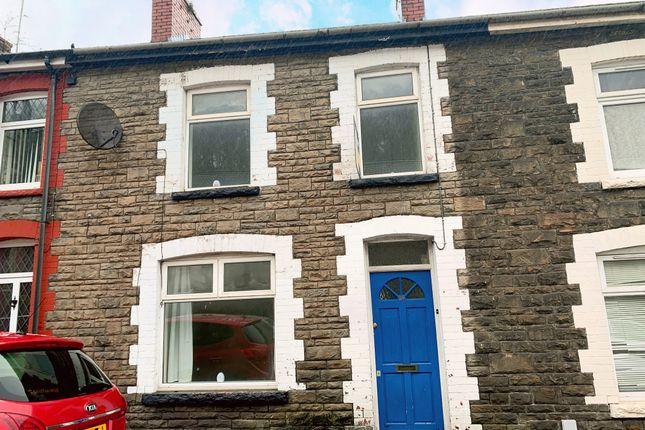 3 bed terraced house for sale in Laura Street, Treforest, Pontypridd CF37