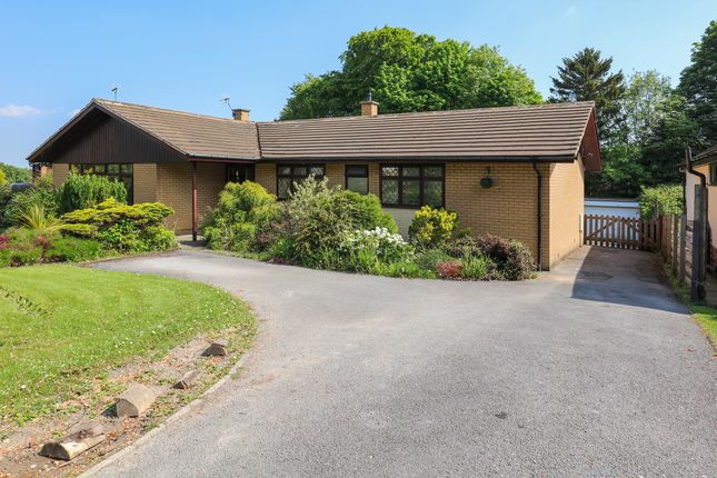 Thumbnail Detached bungalow for sale in Burnt Stones Drive, Sheffield