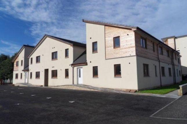 Thumbnail Flat to rent in Lochside Road, Forfar
