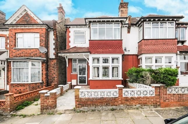 Thumbnail Semi-detached house for sale in Cornwall Avenue, Finchley Central, London