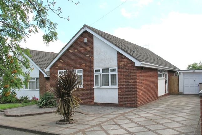 Thumbnail Detached bungalow for sale in Downham Way, Blackwoods, Liverpool, Merseyside