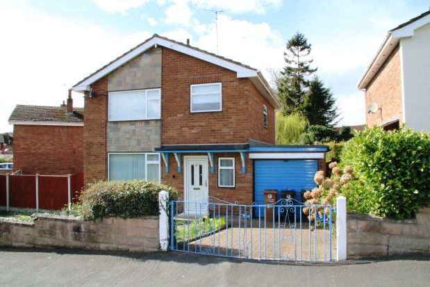 Thumbnail Detached house to rent in Morley Avenue, Connah's Quay, Deeside