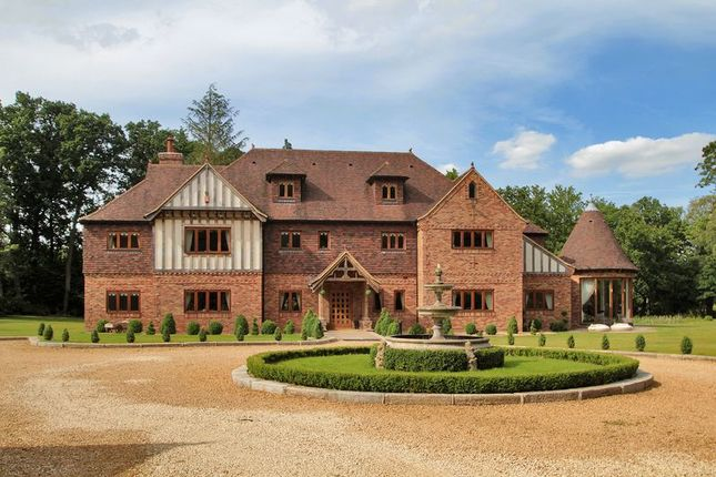 Thumbnail Detached house for sale in Copthorne Common, Copthorne, West Sussex