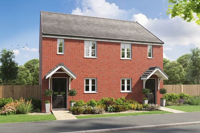 """1 bed end terrace house for sale in """"The Alnmouth"""" at Old Cemetery Road, Hartlepool TS24"""