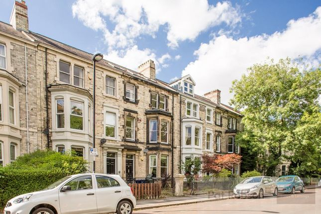 Thumbnail 3 bedroom flat for sale in Eslington Terrace, Jesmond, Newcastle Upon Tyne