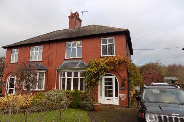 Thumbnail Semi-detached house for sale in Marbury Road, Anderton, Northwich
