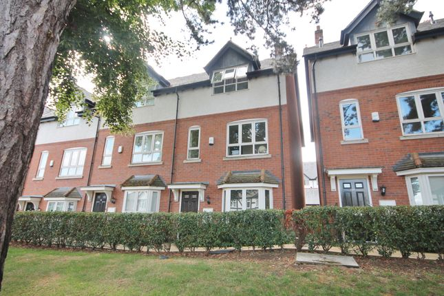 Thumbnail Town house to rent in Stanley Road, Clarendon Park, Leicester