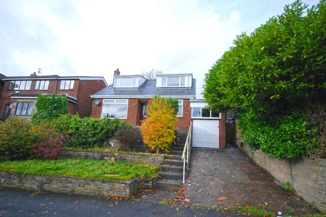 Thumbnail Detached house for sale in Kingsley Close, Ashton-Under-Lyne