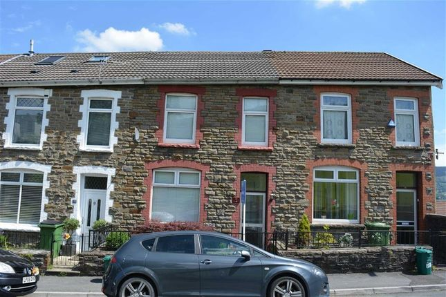 Thumbnail Terraced house for sale in Herbert Street, Aberdare, Rhondda Cynon Taff