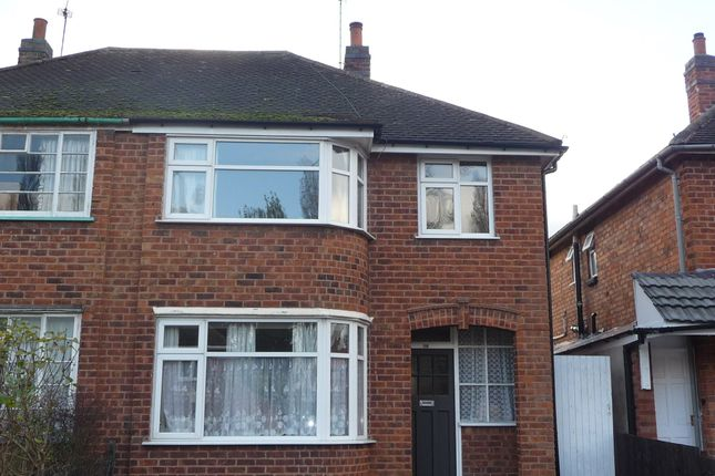 Thumbnail Property to rent in Ravenhurst Road, Braunstone Town, Leicester