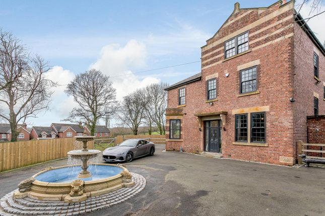 Thumbnail Detached house for sale in Church Street, Denby Village, Ripley, Derbyshire