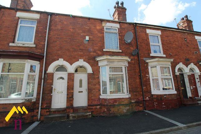 Thumbnail Terraced house for sale in Jarratt Street, Hyde Park, Doncaster