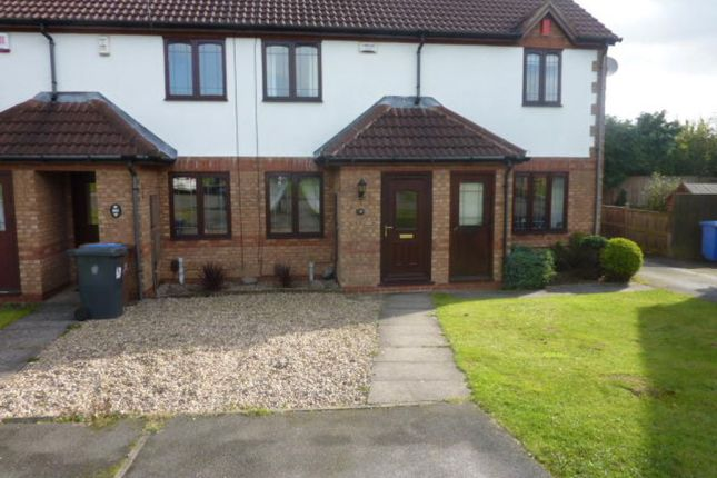 Thumbnail Town house to rent in Seagrave Close, Oakwood, Derby