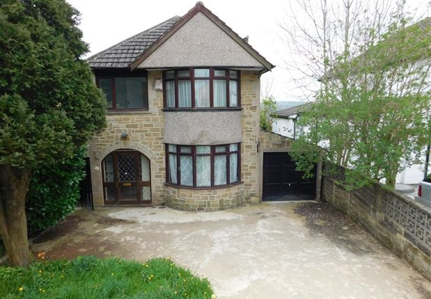 Thumbnail Detached house for sale in Sunny Brow Lane, Heaton, Bradford
