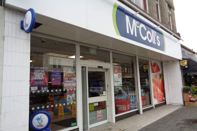 Thumbnail Retail premises for sale in Newcastle Upon Tyne, Tyne And Wear