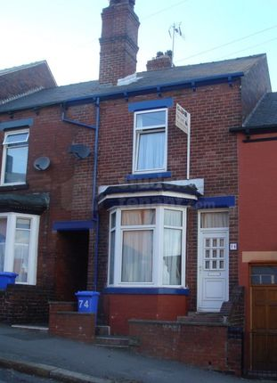 Thumbnail Shared accommodation to rent in Hunter Hill Road, Sheffield, South Yorkshire