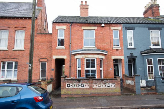 3 bed terraced house for sale in St. Barnabas Street, Wellingborough NN8