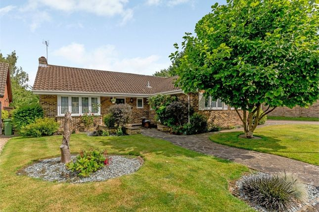 Thumbnail Detached bungalow for sale in Newhurst Gardens, Warfield, Bracknell, Berkshire