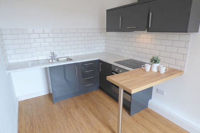 Thumbnail Flat to rent in Hyde Road, Denton, Manchester