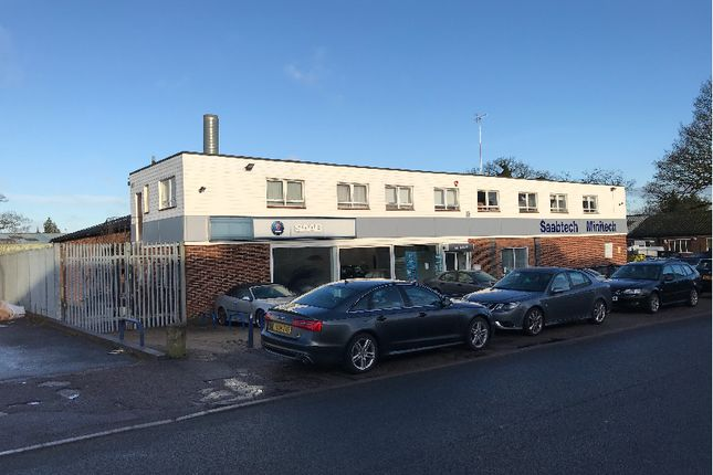 Thumbnail Industrial for sale in 36 Brownfields, Welwyn Garden City