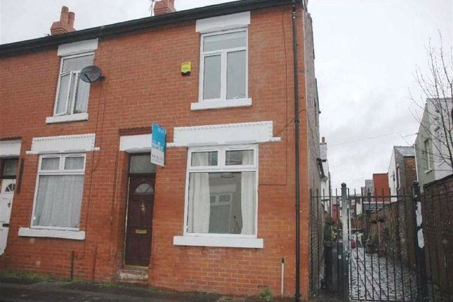 Thumbnail 2 bed end terrace house to rent in Bakewell Street, Gorton, Manchester