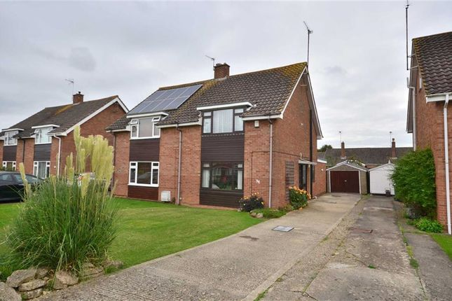 Semi-detached house for sale in Chosen Way, Hucclecote, Gloucester