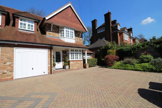 Thumbnail Semi-detached house for sale in Page Heath Lane, Bromley