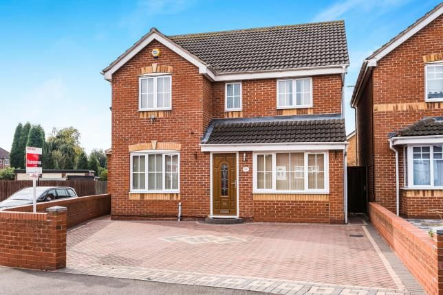 Thumbnail Detached house for sale in Brook Lane, Walsall Wood, Walsall, West Midlands