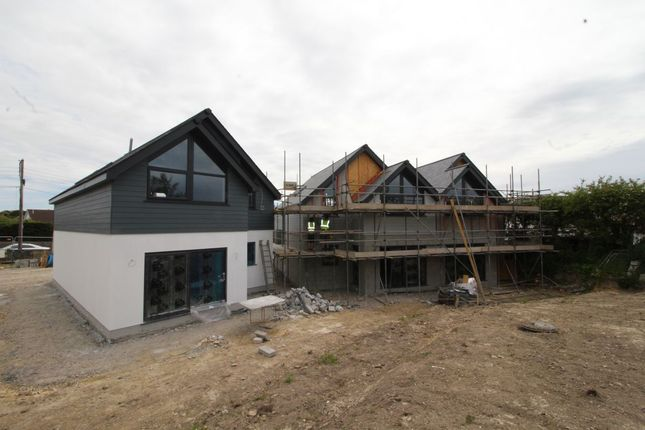 Thumbnail Semi-detached house for sale in The Willows, Goonhavern, Truro