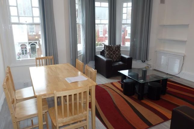 Thumbnail Flat to rent in Rathcoole Avenue, Crouch End