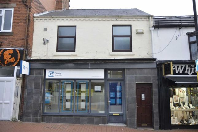 Thumbnail Retail premises to let in Oxford Street, Ripley, Derbyshire