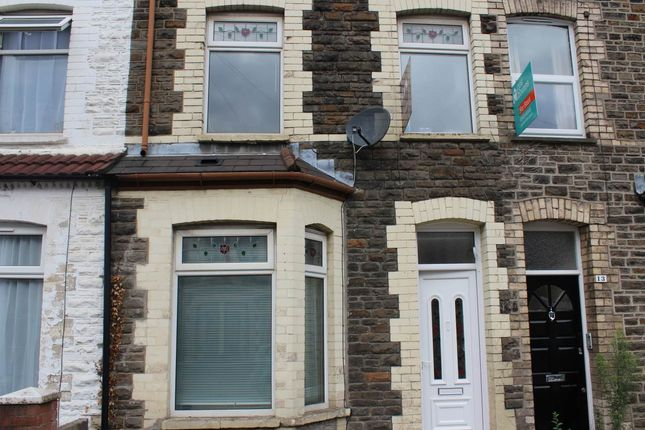 Thumbnail Property to rent in Norman Street, Cathays, Cardiff