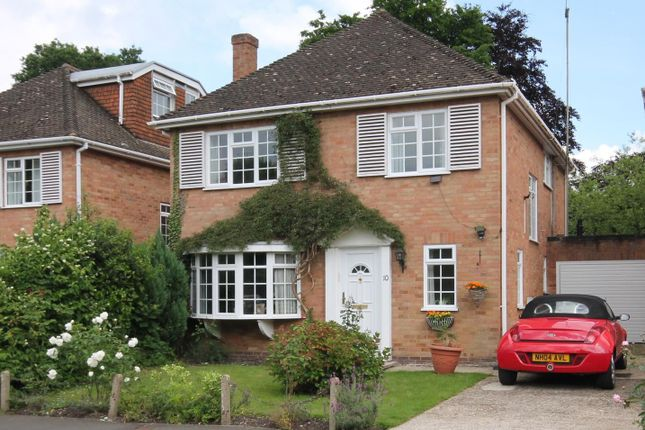 Thumbnail Detached house for sale in Williams Way, Fleet