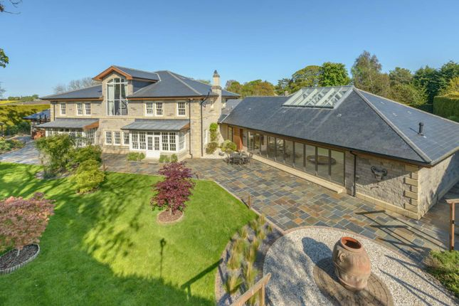 Thumbnail Detached house for sale in New Field House, Hepscott, Morpeth, Northumberland