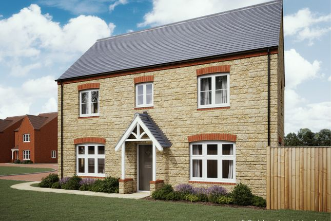 Thumbnail Detached house for sale in Oaklands At Hunts Grove, Hardwicke