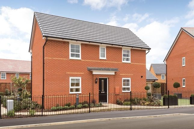 "Thumbnail Detached house for sale in ""Buchanan"" at Poplar Way, Catcliffe, Rotherham"