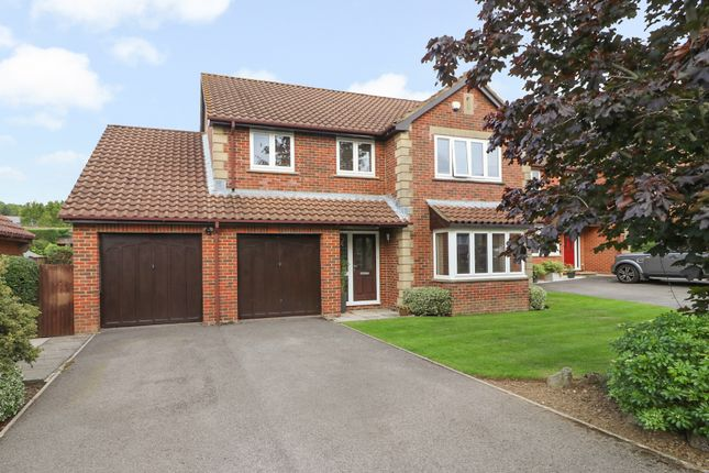 Thumbnail Detached house for sale in Holly Gardens, West End, Southampton