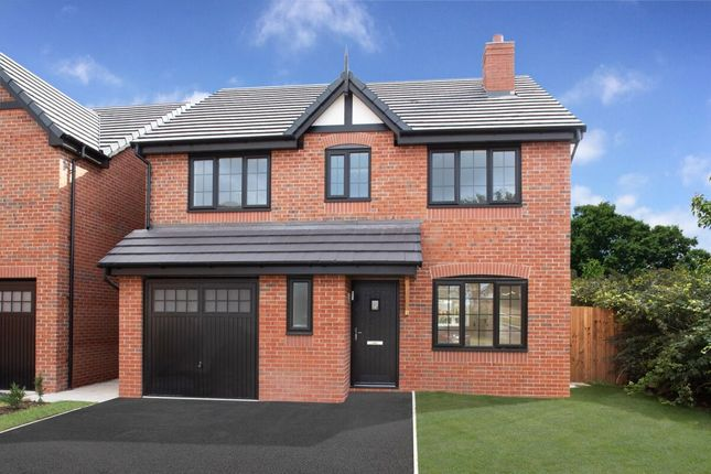 Thumbnail Detached house for sale in Cheerbrook Gardens Cheerbrook Road, Willaston, Nantwich