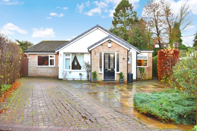 Thumbnail Detached bungalow for sale in Woodpark Drive, Knaresborough