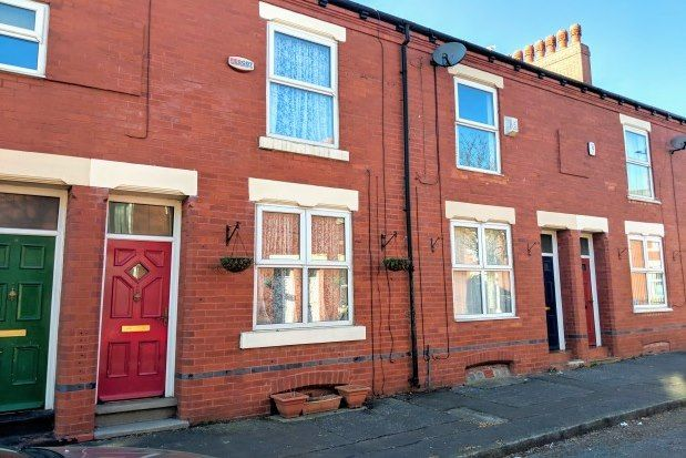 Thumbnail Terraced house to rent in Osborne Street, Salford