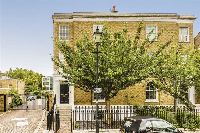 Thumbnail Semi-detached house to rent in Stockwell Park Crescent, London