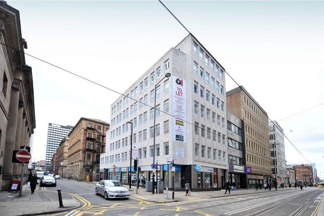 Office to let in 61 Mosley Street, Manchester